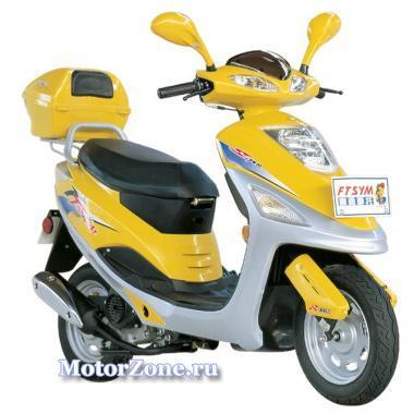 Прекрасный выбор для тех, кто уже давно мечтал о новеньком скутере.